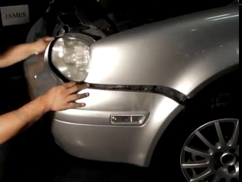 How to Install Projector Headlights in VW Golf MK4