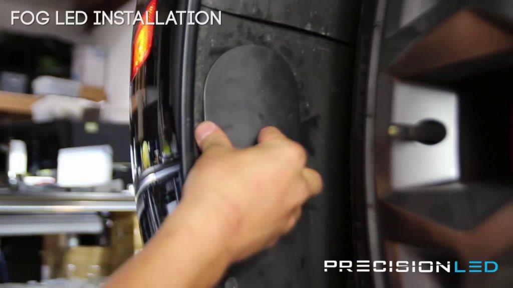 How to Change 6th Gen Volkswagen Golf H11 LED Fog Light