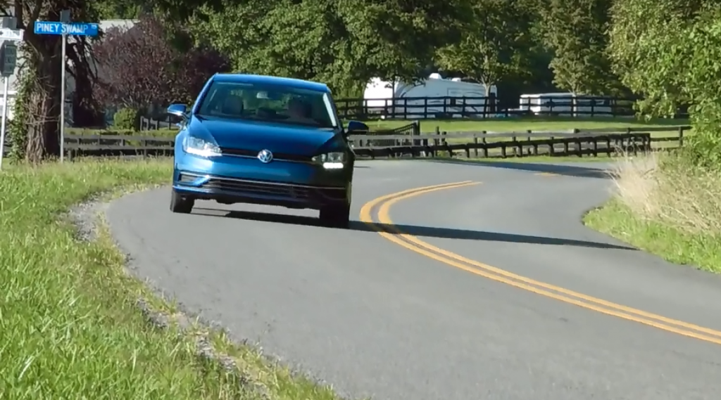 2019 Volkswagen Golf 1.4 Turbo First Drive Test
